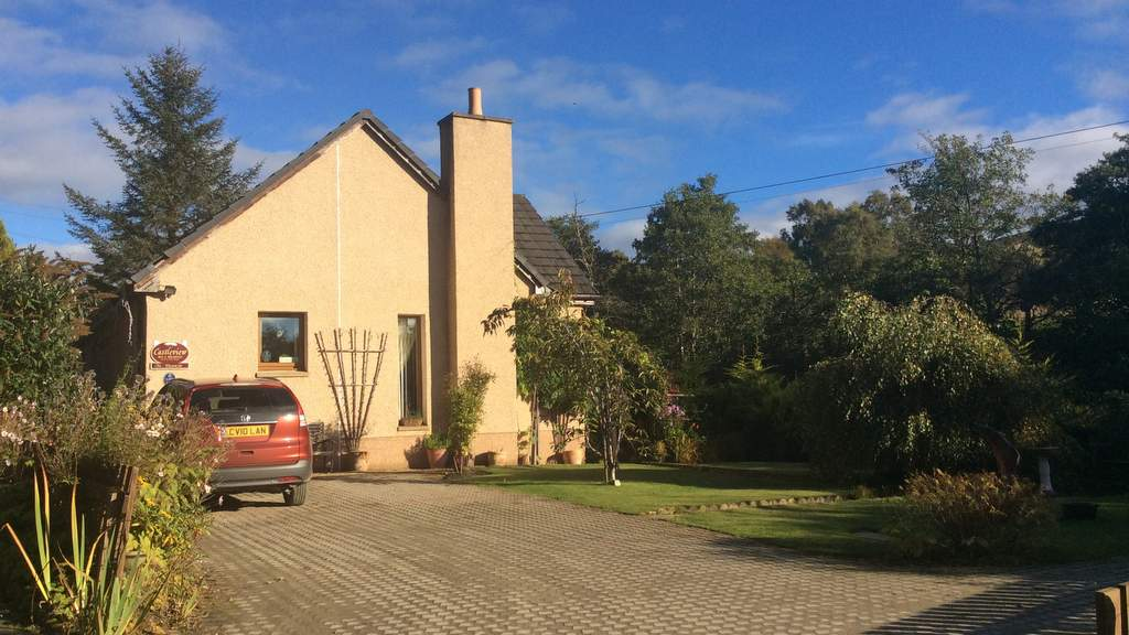 Castleview B&B Dufftown Scotland