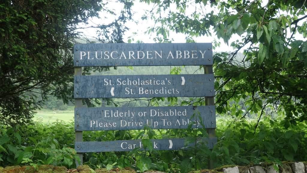 Pluscarden Abnbey