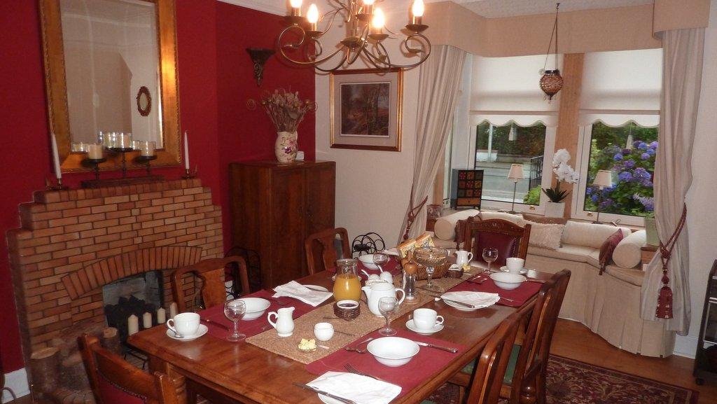 Dining Room at Kinnaber B&B
