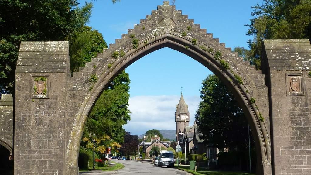 Edzell Arch