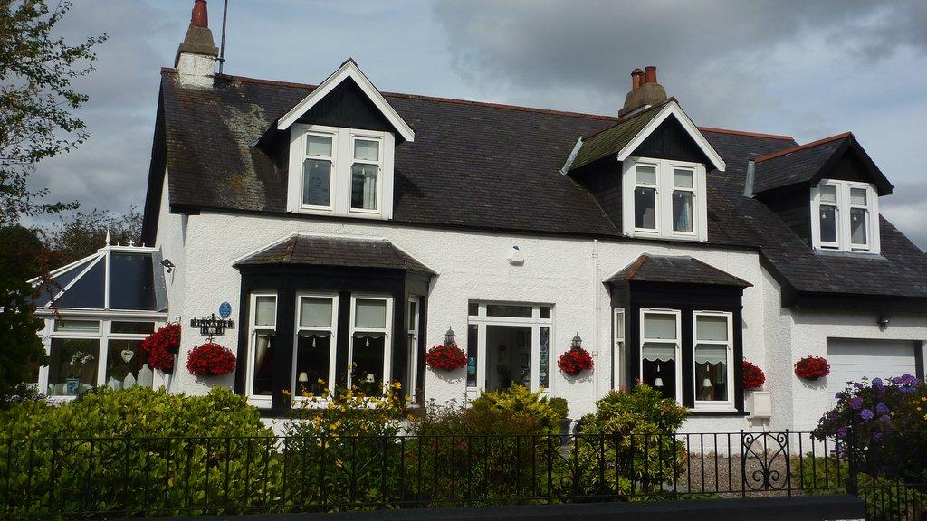 Phenomenal Kinnaber Bed Breakfast Edzell Scotlands Best Bbs Download Free Architecture Designs Scobabritishbridgeorg