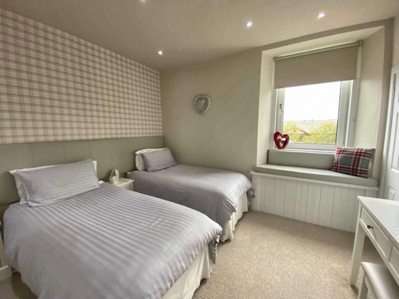 Muirfield twin bedroom