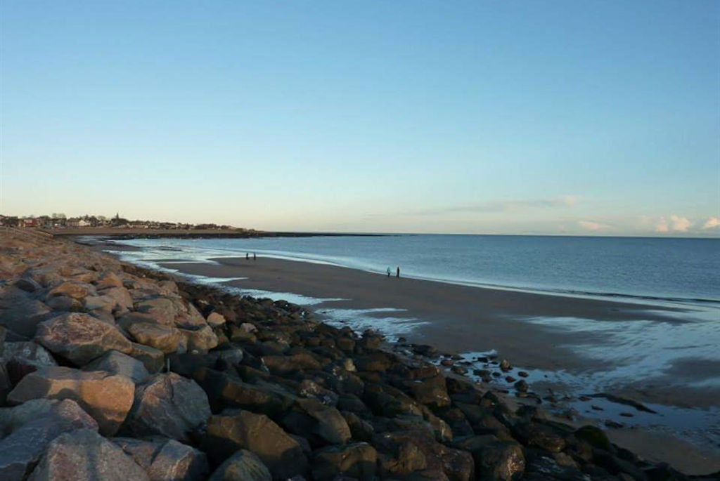 Carnoustie beach