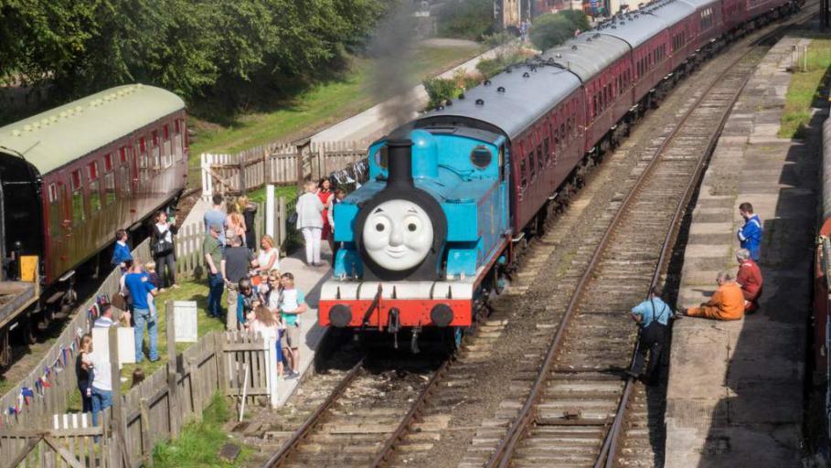 Caledonian Steam Railway