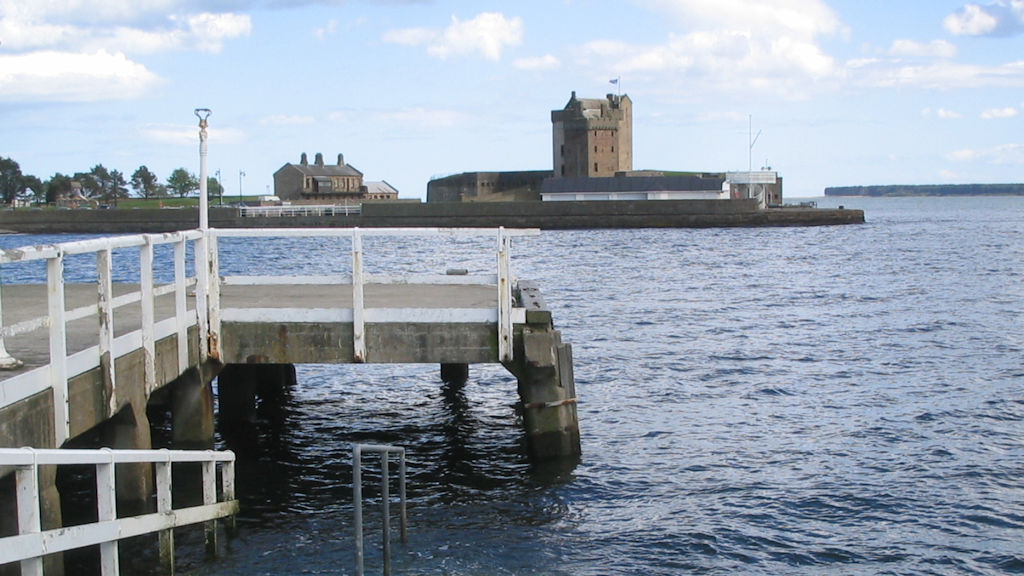 Broughty Ferry Castle - photo by Duntrune House