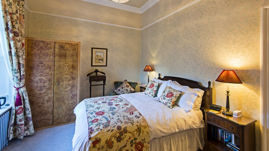 Guest Bedroom at Garvally House