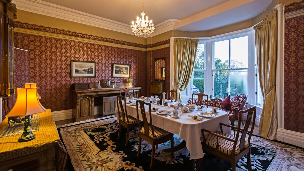 Dining Room at Garvally House