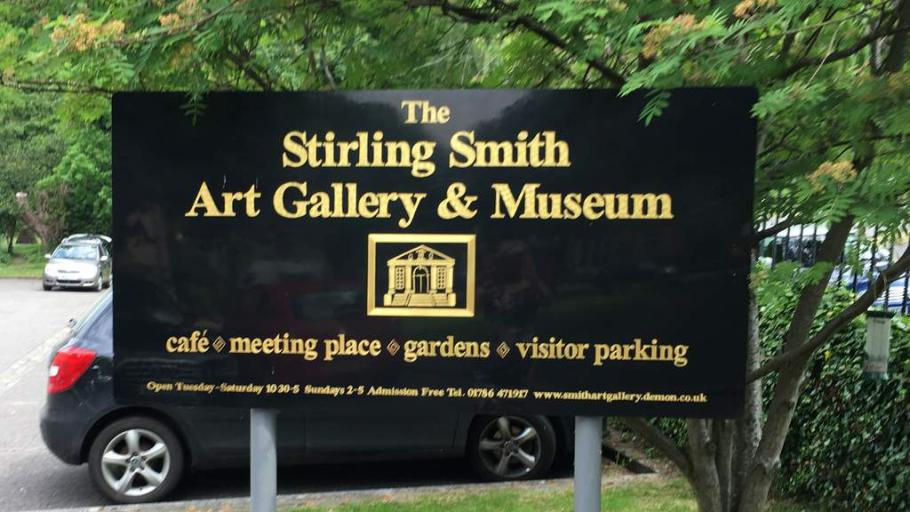 Stirling Smith Art Gallery and Museum - Photo by Loaninghear, Balfron
