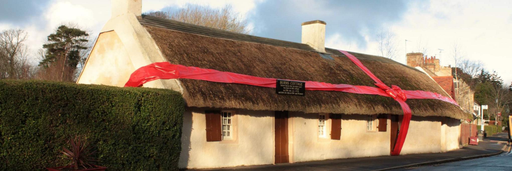 Robert Burns Birthplace Museum Alloway