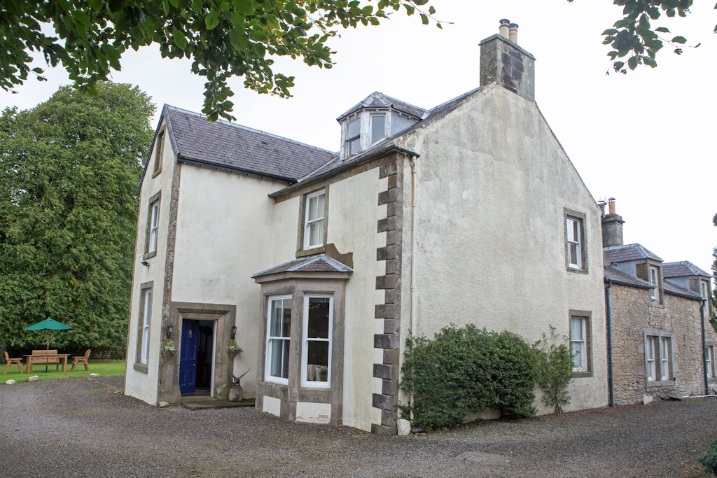 Abbotshaw House B&B Scottish Borders