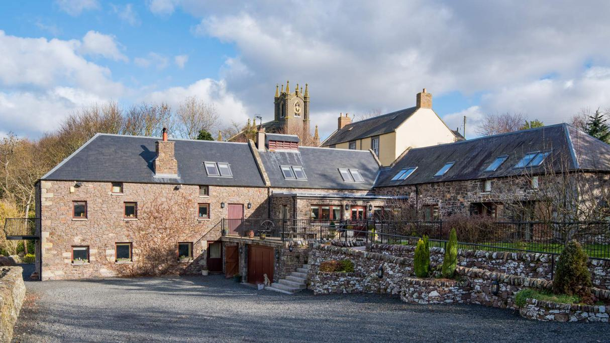 Mill House B&B, Scottish Borders