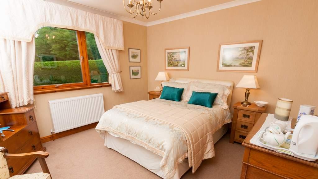 Guest Bedroom at Torbeckhill B&B, Lockerbie