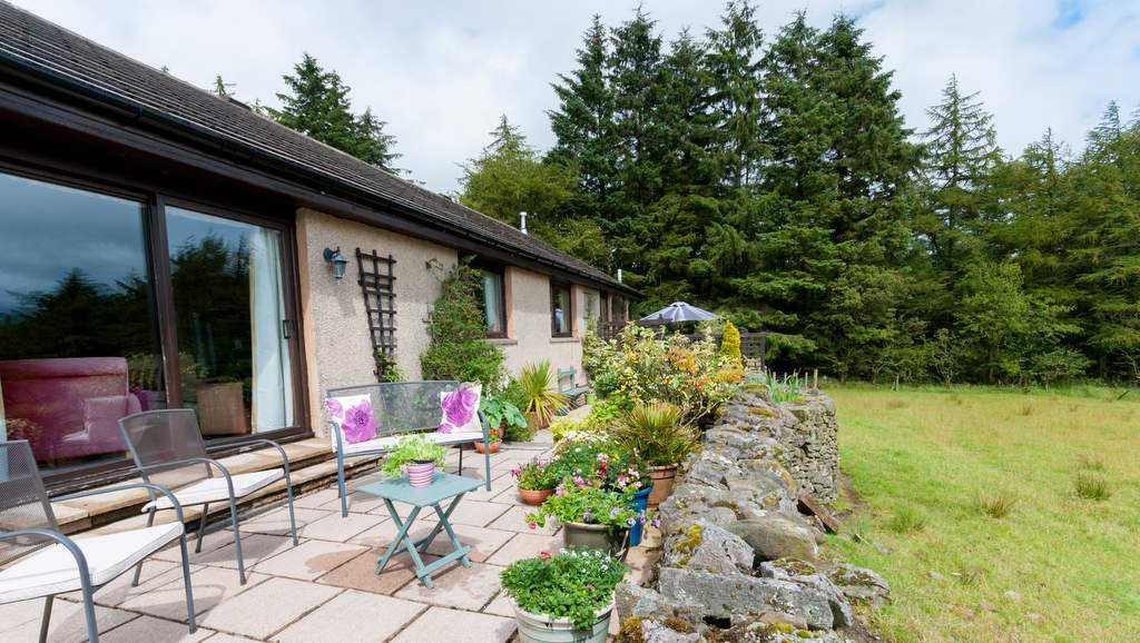 Torbeckhill B&B near Lockerbie Scotland