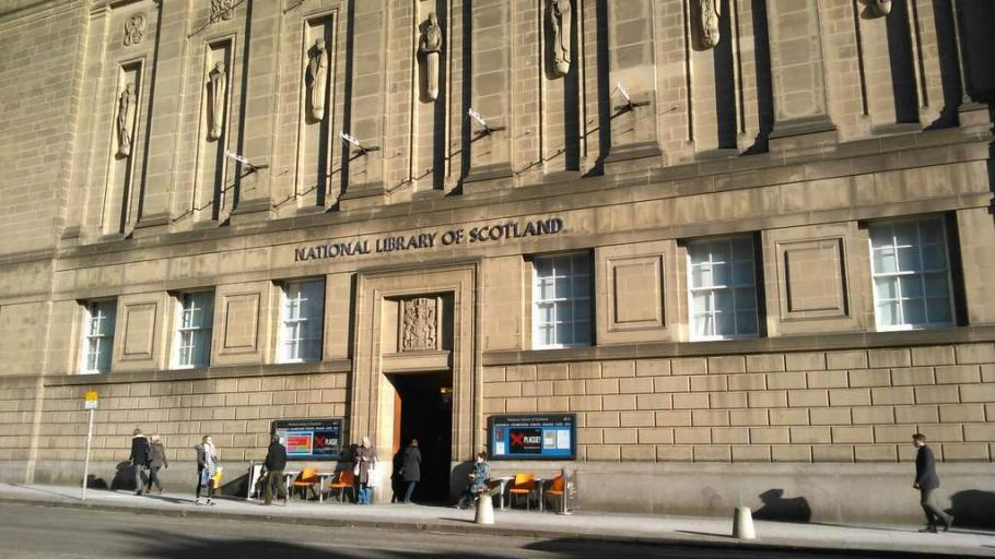 National Library of Scotland - Photo by Northlands B&B, Pitlochry