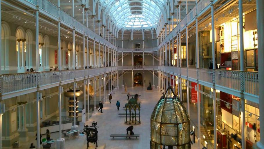 National Museum of Scotland - Photo by Northlands B&B in Pitlochry