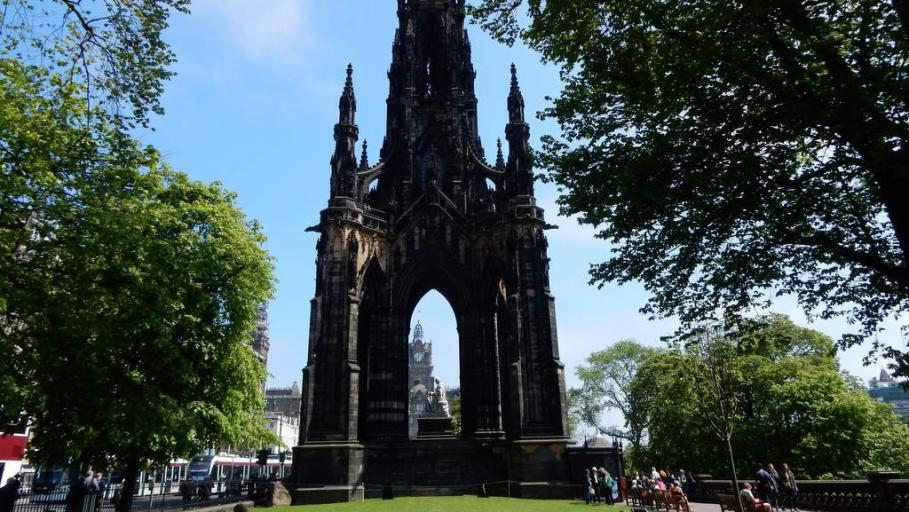 Scott Monument - Photo by Arden Country House
