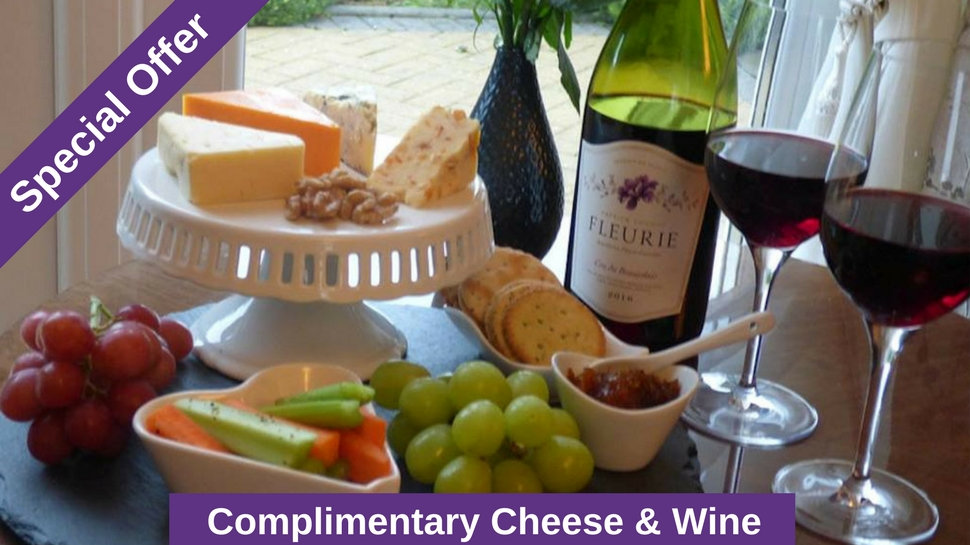 Cheese & Wine special offer