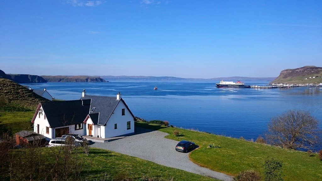 Cuil Lodge B&B, Isle of Skye