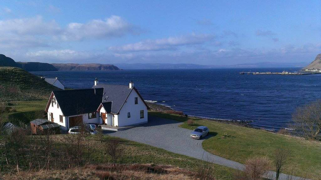 Cuil Lodge B&B on The Isle of Skye
