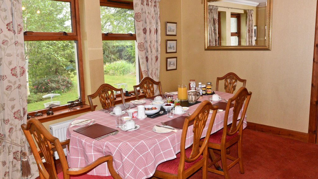 Breakfast Room at Home Farm B&B