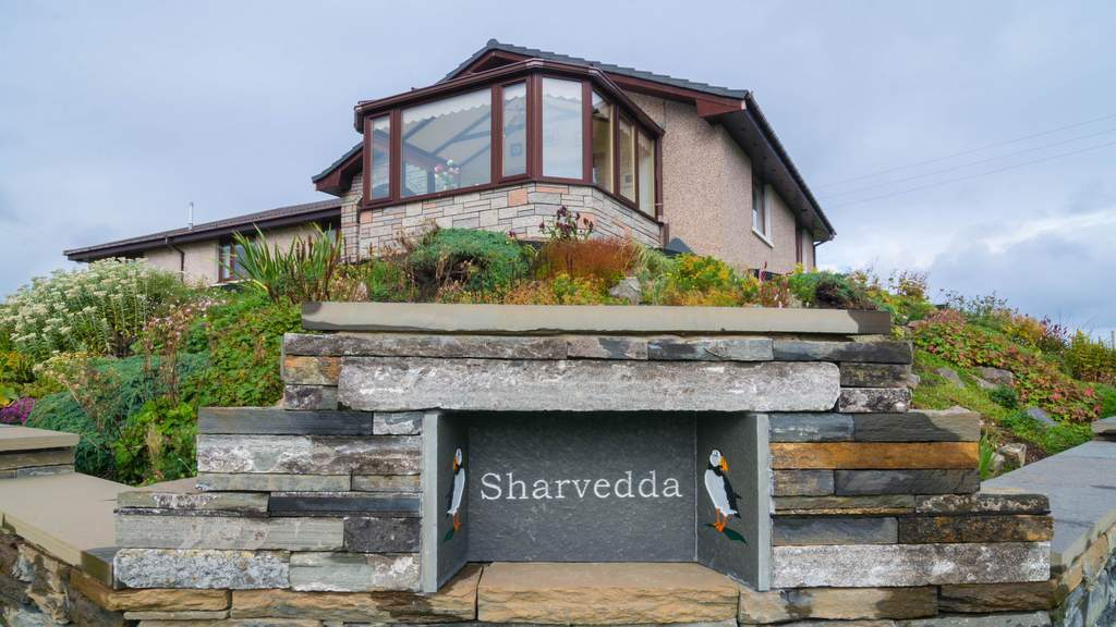 Sharvedda B&B in Strathy Point
