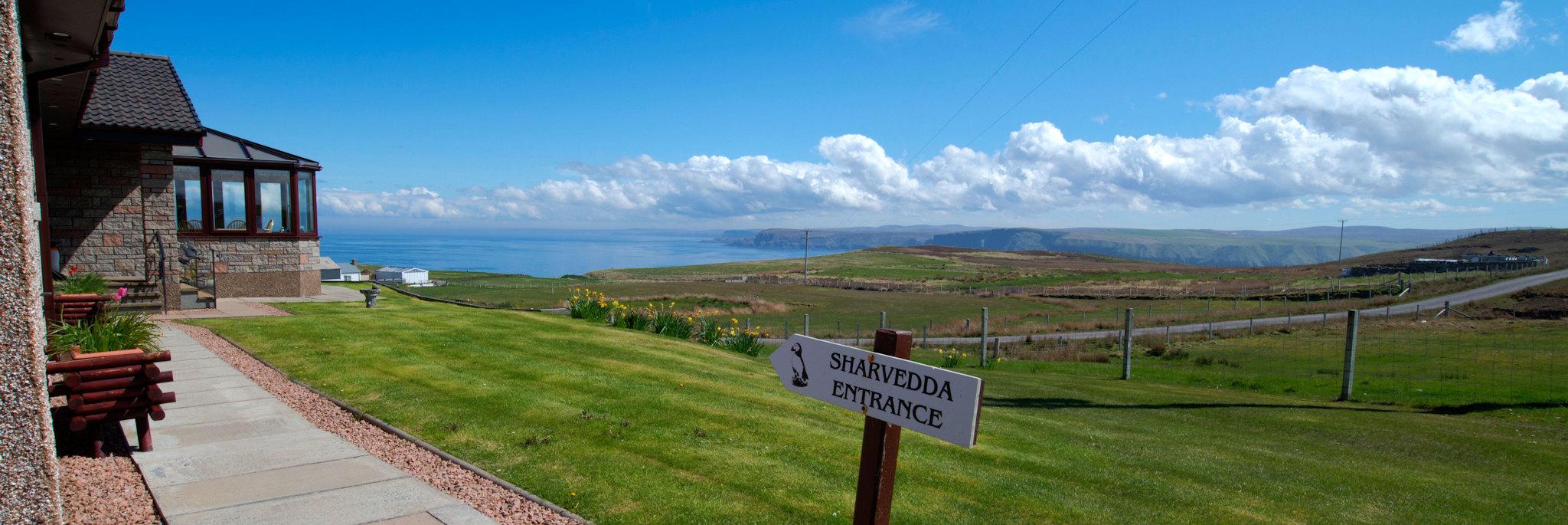 Sharvedda B&B in Sutherland, Scotland