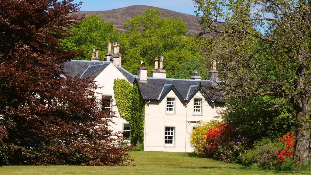 Spean Lodge Country House in the Highlands