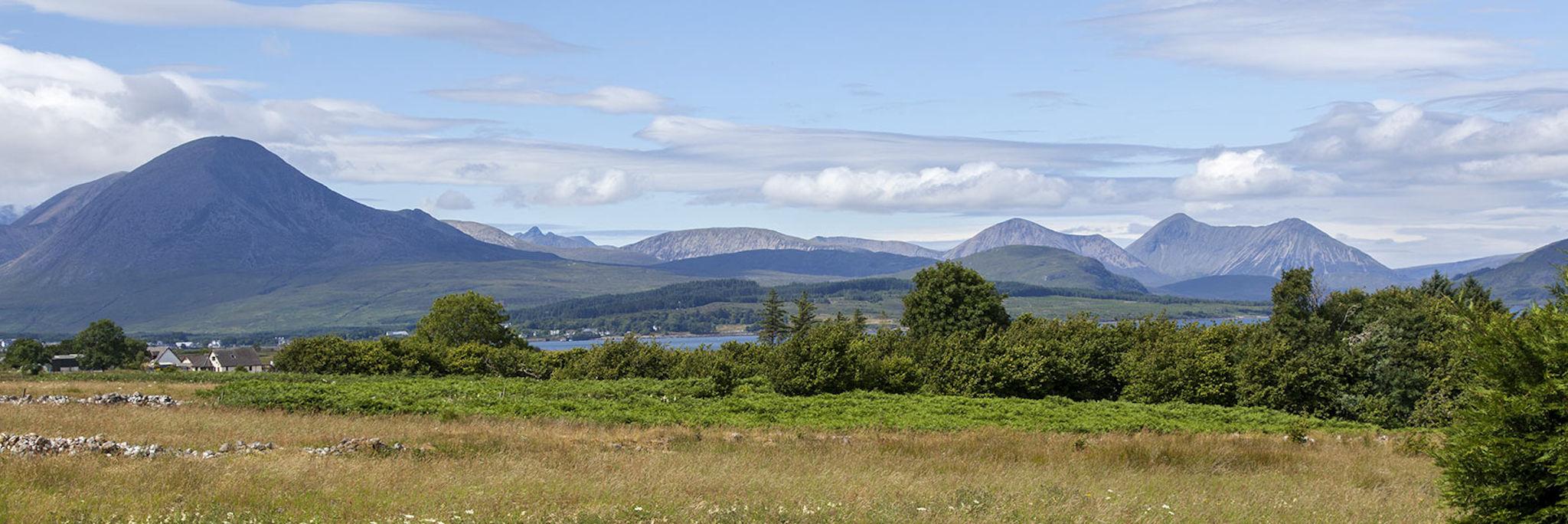 Strathgorm B&B on the Isle of Skye