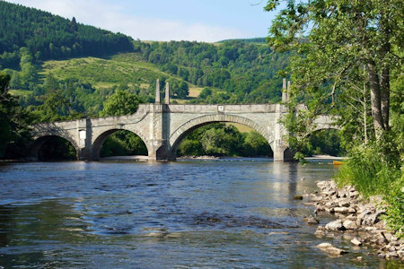 Wade's bridge at Aberfeldy