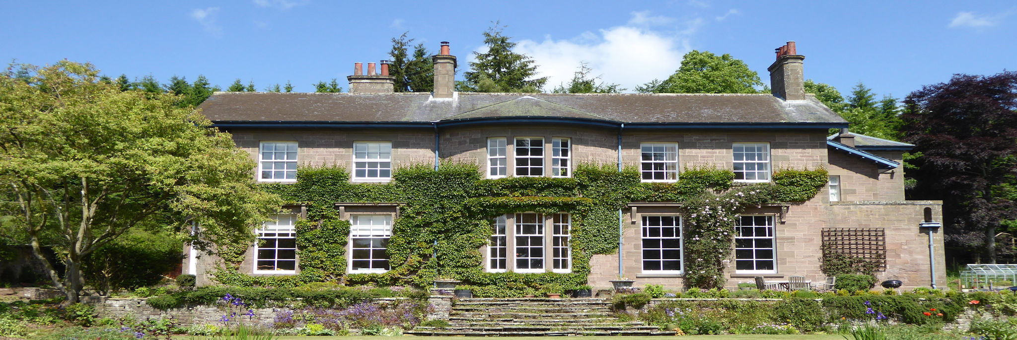 Craigellie House in Perthshire