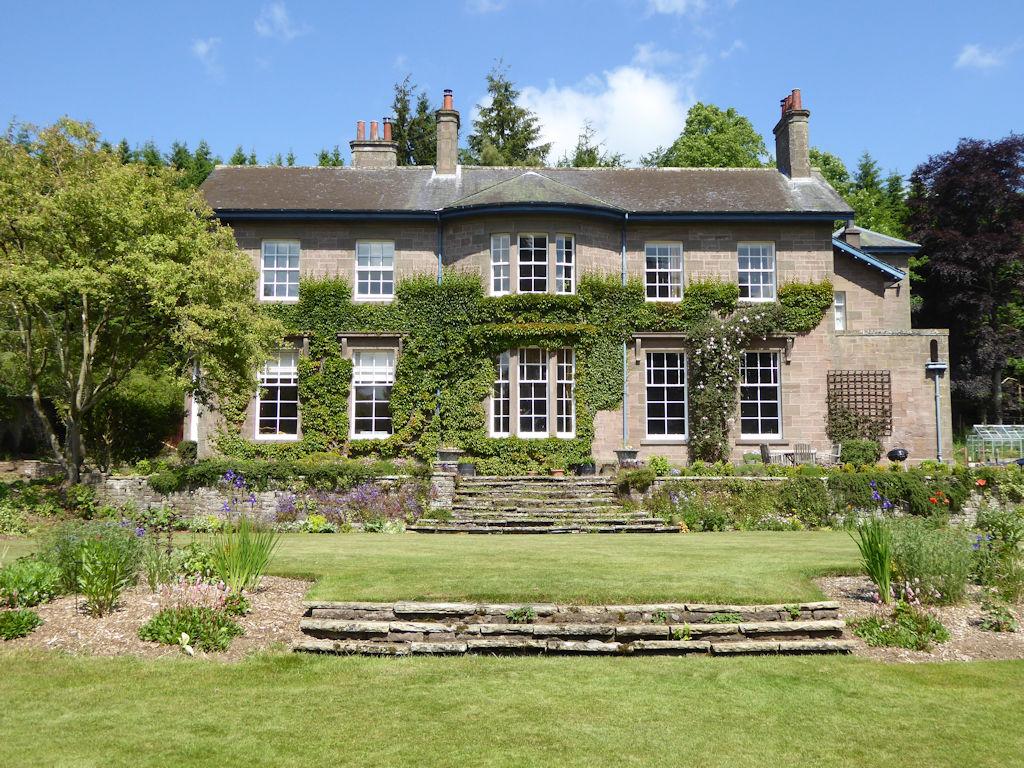 Craigellie House Perthshire B&B