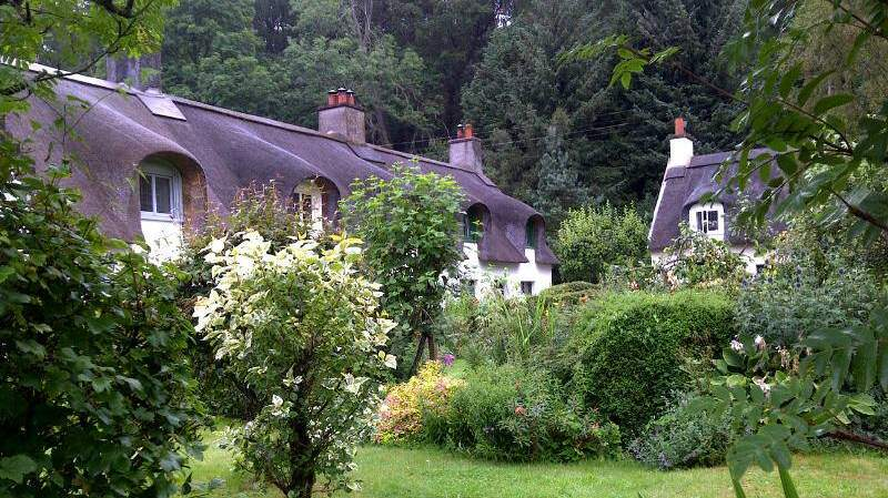 Fortinghall - Photo by Northlands B&B in Pitlochry