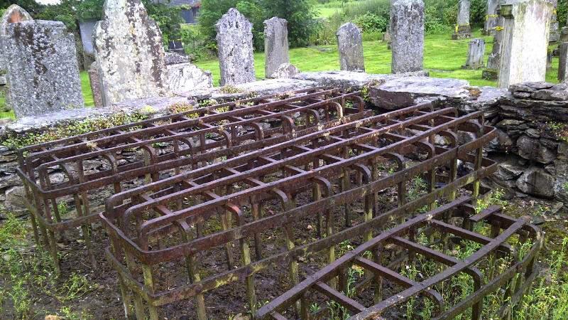 Logierait churchyard