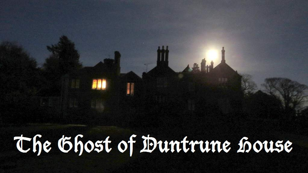 The Ghost of Duntrune House