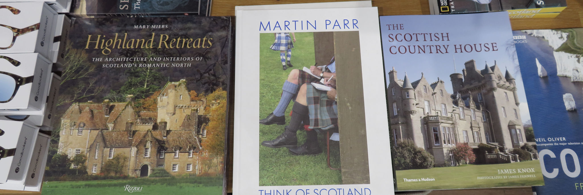 2019 Book festivals in Scotland | Accommodation with