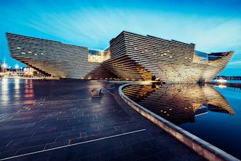 V&A Dundee, copyright Visit Scotland