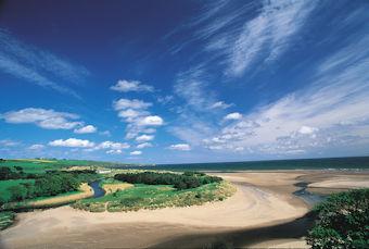 Lunan Bay, Angus & Dundee, Scotland
