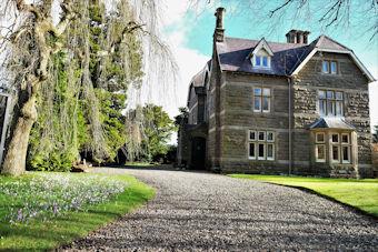 Glebe House B&B in Perthshire