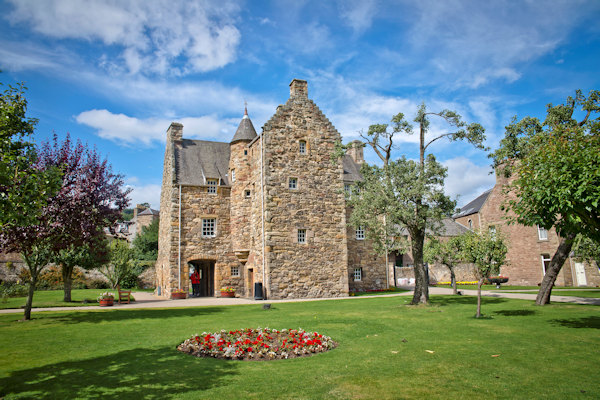 Mary Queen of Scots visitor centre, Jedburgh, Scotland
