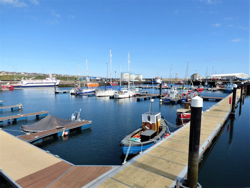 Wick harbour, Caithness