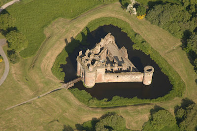 Caerlaverock Castle, Historic Environment Scotland