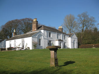 Holmhill Country House in Dumfriesshire