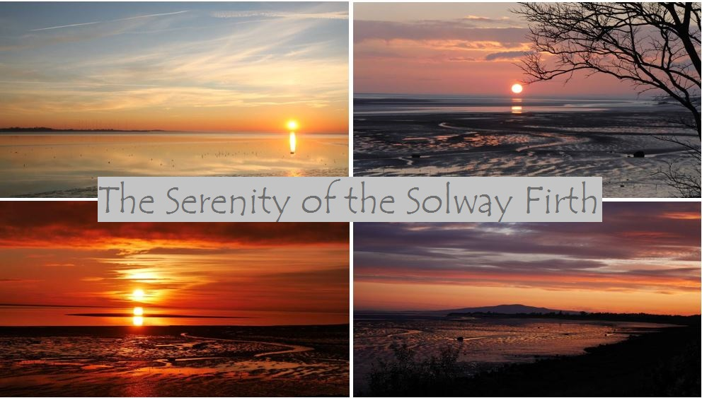 The Serentity of the Solway Firth