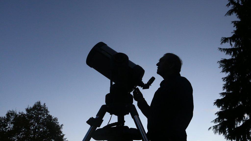 Galloway Telescope