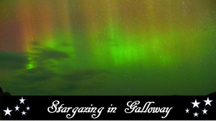 Stargazing in Galloway