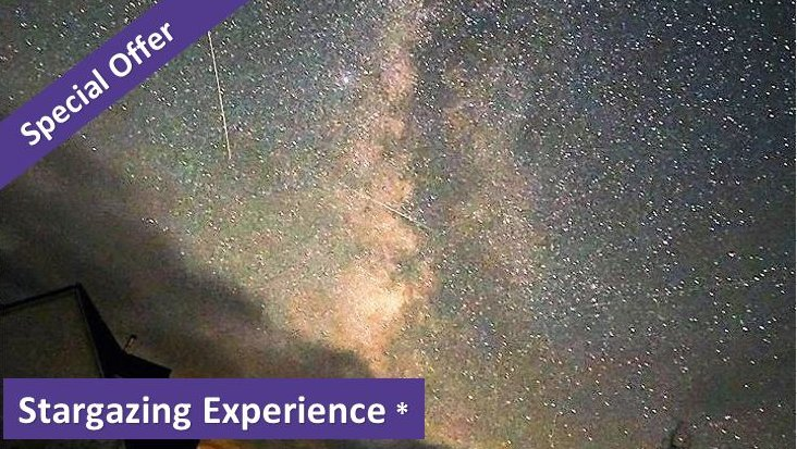 Stargazing Special Offer