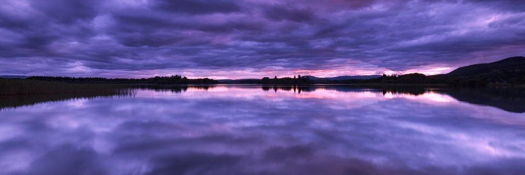 Lake Menteith Scotland