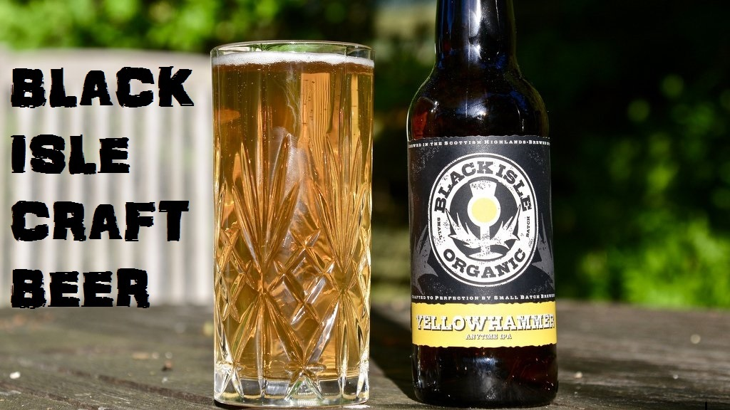Black Isle Craft Beer