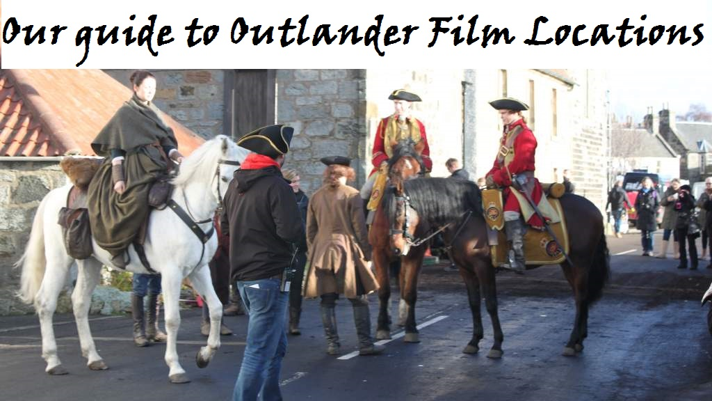 Our Guide to Outlander Film Locations