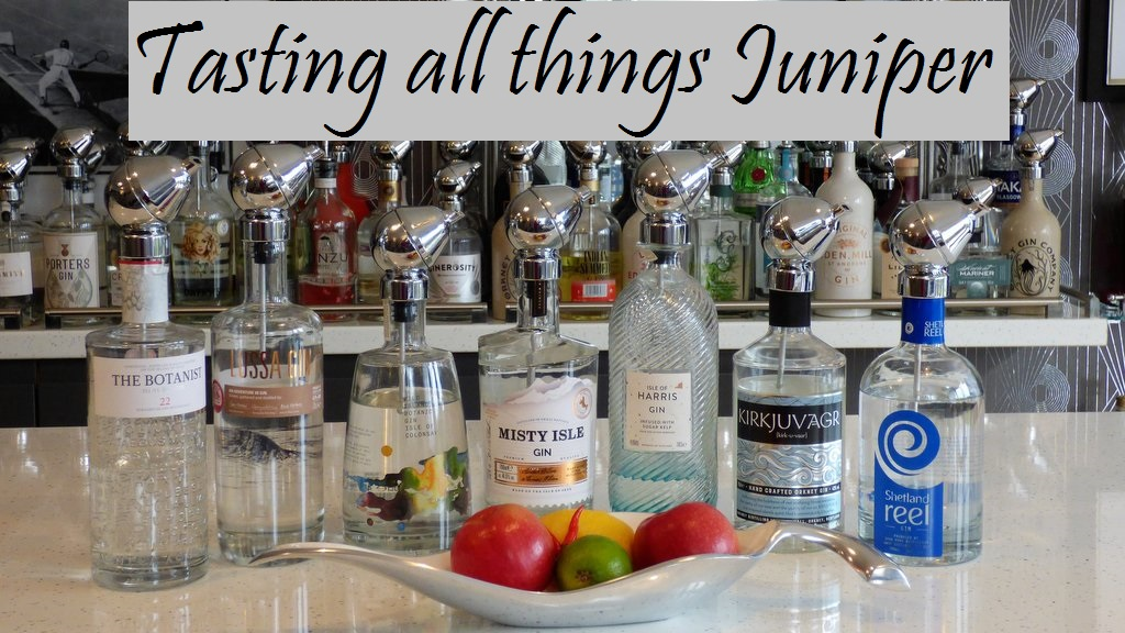 Tasting all things Juniper